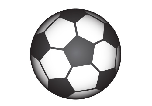 Accuheader Logo And Soccer Ball