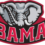 Alabama Crimson Tide Alternate Logo