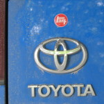 Any Ever See Gas Cap The Toyota Character Outside
