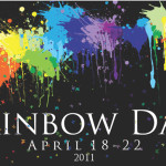 Bgsu Rainbow Days Logo