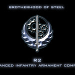 Brotherhood Steel Advanced Infantry Armament System