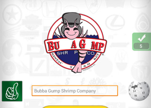 Bubba Gump Shrimp Company Android Crowd
