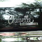 Chevelle Logo Back