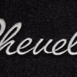 Chevelle Word Embroidery Logo