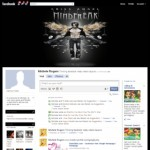 Criss Angel Logo Facebook Skins