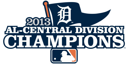 Detroit Tigers Champion Logo Central