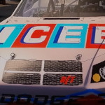 Dont Know You All Can See But The Icee Logo Has Snow