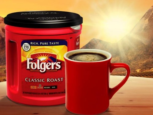 Folgers Brand Value Recognition