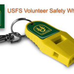 Forest Service Volunteer Safety Whistle