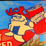 Hawaiian Punch Guy Logo For