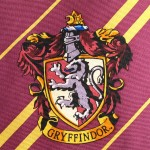 Here The Exclusive Necktie Gryffindor House Which Harry