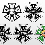 Iatse Local Logo Variations