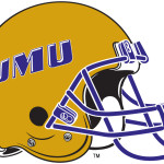 James Madison Dukes Helmet Logo