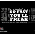 Jimmy John Known For Their Freaky Fast Food Service Who