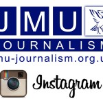 Jmu Journalism Instagram Logo