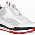 Jordan Iii White Black Varsity Red