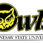 Kennesaw State University Owls Logo And Mascot