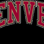 Logo University Denver Pioneers