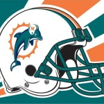 Miami Dolphins New Logo Newenglandflagandbanner Store