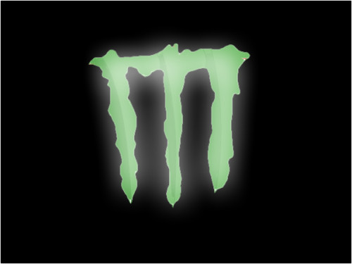 Monster Logo Energy Drink The Popular Engergy