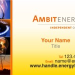 More Info Energy Business Card Model Price