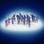 New York Rangers Salute