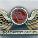 Northwest Airlines Wings Design Used From
