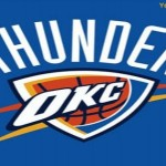 Oklahoma City Thunder Logo Facebook Timeline Cover For Pro Page