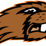 Oregon State Beavers Partial Logo