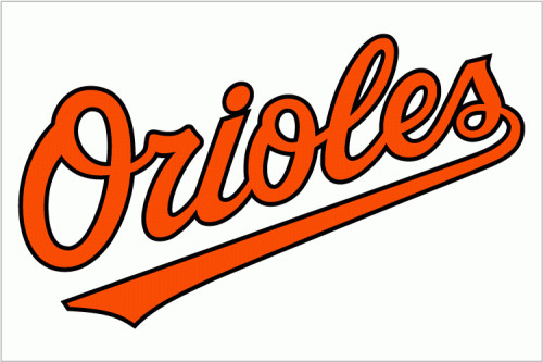 Other Baltimore Orioles Logos And Uniforms From This Era