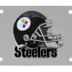 Pittsburgh Steelers Logo Plate