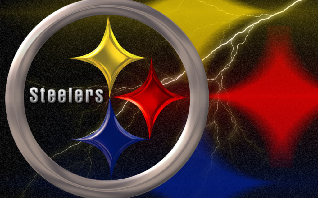 Pittsburgh Steelers Widescreen Logo