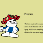 Punchy What Can You When Want Revive Old Character