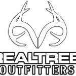 Realtree Outfitters Flat Logo Decal White Qty