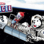 Space One Can Hear Your Brain Freeze
