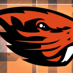 The Oregon State Beavers Officially Debuted Their New Logo Last Night