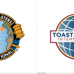 Toastmasters International Logo Before And After