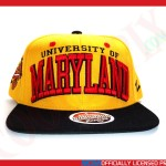 University Maryland Terps Snapback