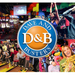 Dave Busters Two Complimentary Eat Play Combos