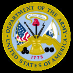 Department The Army Logo Vector