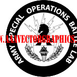 Emblem Army Special Operations Battle Lab Eps