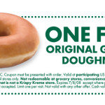 Join Friends Krispy Kreme And Receive Coupon Good For One Free