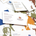 Mammoth Mountain Business Cards