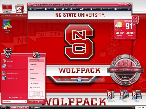 Mycolors North Carolina State University Screenshot