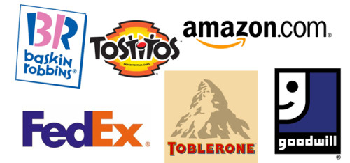 Six Hidden Messages Famous Logos