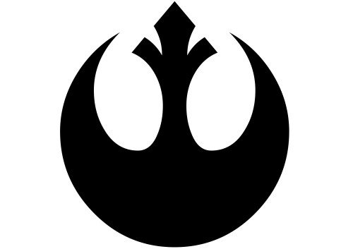 Star Wars Rebel Alliance Logo