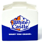 The Logo For White Castle Fast Food Chain Shown This Undated
