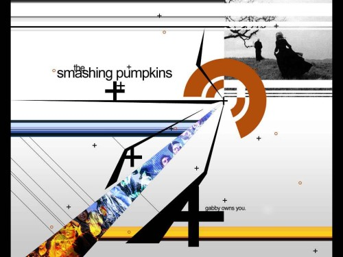 The Smashing Pumpkins Logo Music