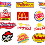 Think Fast Food Restaurant And See The Main Color Red