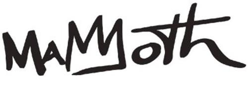 Trademark Search Category Clothing Products Mammoth